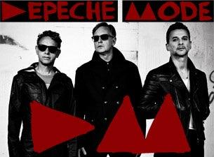 Depeche ModeTickets