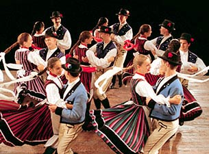 Hungarian State Folk EnsembleTickets