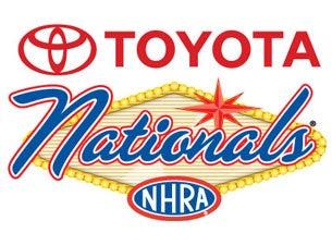 Toyota NHRA NationalsTickets