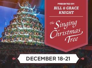 Edmonton Singing Christmas TreeTickets