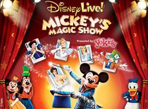 Disney Live! Mickey's Magic Show Presented by Stonyfield YoKids Organic YogurtTickets