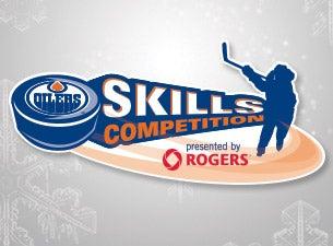 Edmonton Oilers Skills CompetitionTickets