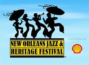 New Orleans Jazz & Heritage FestivalTickets