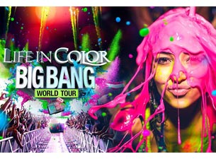 Life In ColorTickets