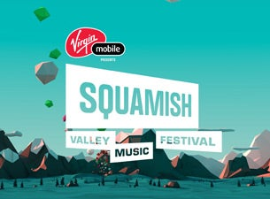 Virgin Mobile Presents the Squamish Valley Music FestivalTickets
