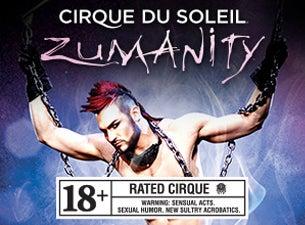 Cirque du Soleil: ZumanityTickets