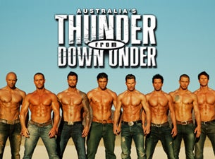 Thunder From Down UnderTickets