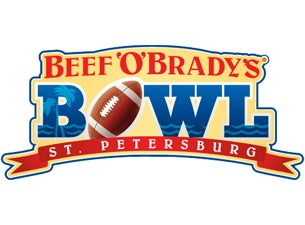 Beef O'Brady's Bowl Tickets
