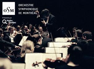 Montréal Symphony OrchestraTickets