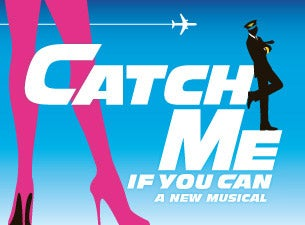 Catch Me If You Can Tickets