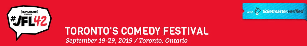 Just for Laughs JFL42 Tickets