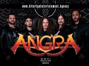 Angra Tickets | Angra Concert ...