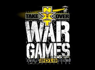 WWE NXT TakeOver WarGames Tickets | Boxing/Wrestling Event