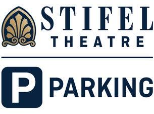 Premium Indoor Parking for the Stifel Theatre