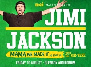Jimi Jackson Tickets | Comedy Show Times & Details