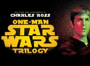 One Man Star Wars