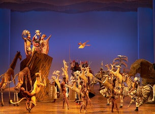Disney Presents The Lion King Touring Tickets Musicals