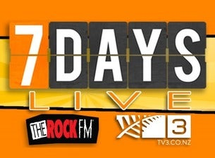 7 Days Live ShowTickets