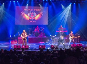 Wanted - the Ultimate Tribute To Bon Jovi