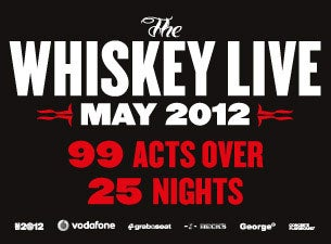 THE WHISKEY LIVETickets