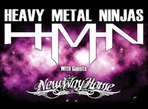 Heavy Metal NinjasTickets