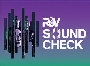 R&V SoundcheckTickets