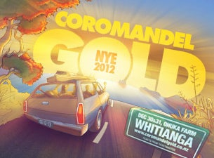 Coromandel Gold Tickets