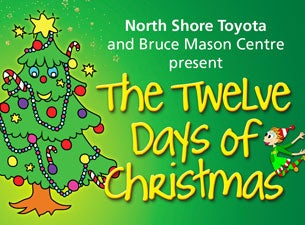 The Twelve Days Of ChristmasTickets
