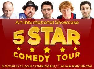5 Star Comedy Tour
