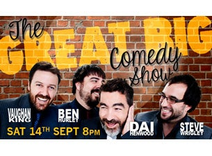 The Great Big Comedy Show