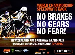 New Zealand FIM Speedway Grand Prix