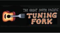Logo for Tuning Fork, Spark Arena