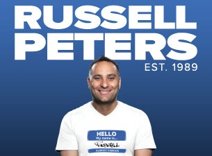Russell PetersTickets