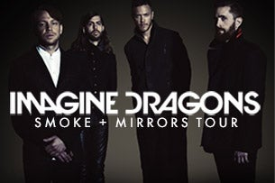 Imagine Dragons Tickets | Imagine Dragons Concert Tickets & Tour Dates ...