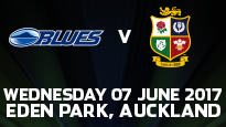Blues Vs Irish Lions
