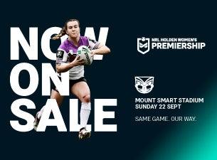 NRL Holden Women's Premiership 2019