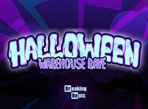 Halloween Warehouse Rave