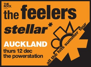 The Feelers & Stellar - All The Hits Summer Tour