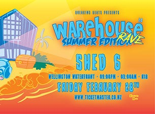 Warehouse Rave 2.0 [Summer Edition]