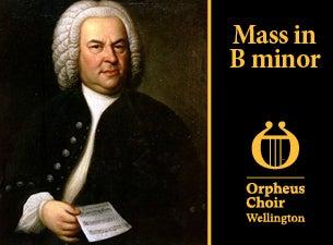 The Orpheus Choir of Wellington: Mass in B Minor