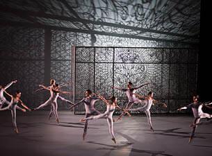 Nzfota - Trois Grandes Fugues - Lyon Opera Ballet (Opera House)