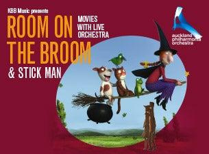 KBB Presents: Room on the Broom & Stick Man