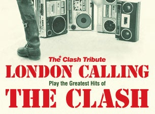 London Calling (UK)(The Clash Tribute)