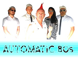 Coast Presents Automatic 80's at the Powerstation