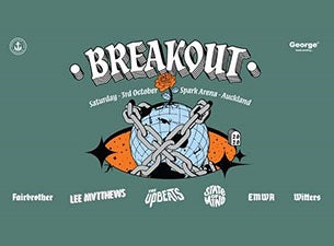 BREAKOUT 2020 feat The Upbeats, State of Mind ft Tiki, Lee Mvtthews