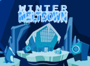 Winter Meltdown - Warehouse Rave 4.0