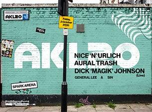 AKL20 - Nice'n'Urlich, Aural Trash, Dick 'Magik' Johnson Live