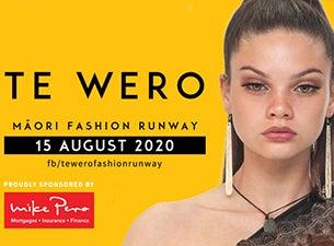 TE WERO - Fashion Runway