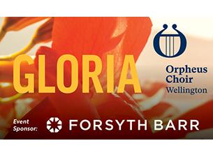 Orpheus Choir Wellington: Gloria