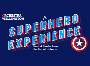 Orchestra Wellington - A Superhero Experience